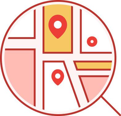 choose location image