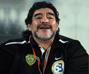 Diego Maradona Biography News News Break